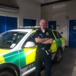 Mark Eardley KAPAP Great Yarmouth self defence student and advanced paramedic