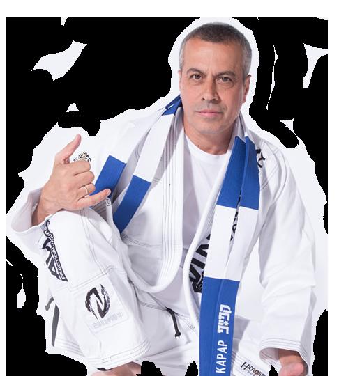 Sensei Avi Nardia chief instructor KAPAP Worldwide